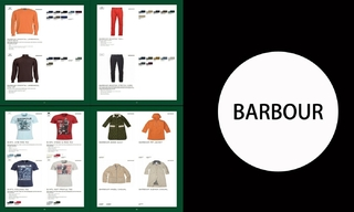 Barbour -2020/21秋冬訂貨會(12.10)