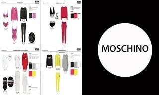 Moschino -2020/21秋冬訂貨會(12.12)