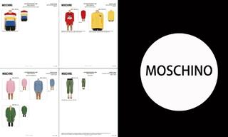 Moschino -2020/21秋冬訂貨會(12.16)