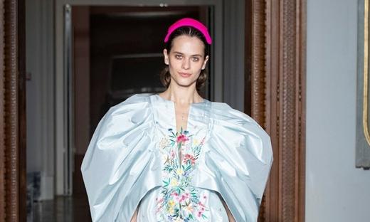 2020春夏高級定制[Yanina]巴黎時裝發布會