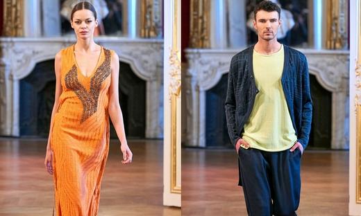 2020春夏高級定制[Maria Aristidou]巴黎時裝發布會