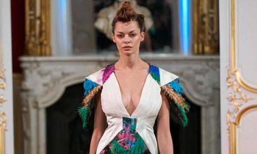 2020春夏高級定制[Adeline Ziliox]巴黎時裝發布會