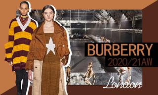 """BURBERRY :墜入記憶""""鏡""""界(2020/21秋冬)"""