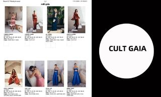 Cult Gaia2021春夏訂貨會-2021春夏訂貨會