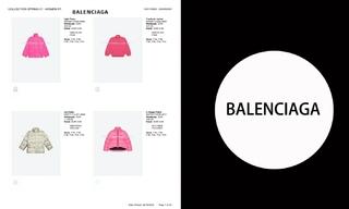 Balenciaga2021春夏訂貨會-2021春夏訂貨會