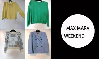 Max Mara Weekend-2021春夏訂貨會