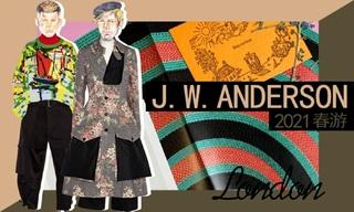 J.W.Anderson:实用的玩乐主义(2021春游)