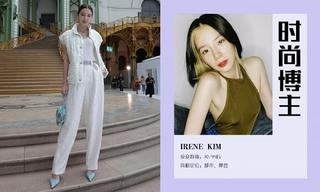 造型更新—Irene Kim
