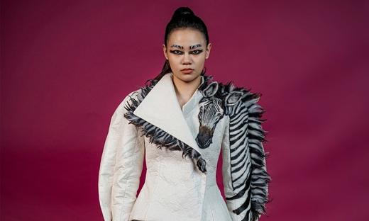 2020秋冬高級定制[Guo Pei]巴黎時裝發布會