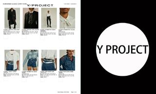 Y Project-2021春夏訂貨會