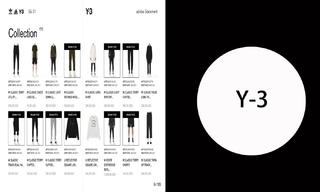 Y-3-2021春夏訂貨會