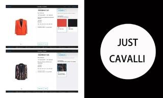 Just Cavalli  - 2021春夏訂貨會