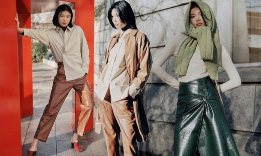 Mijeong Park - 聚焦于現代穿衣需求