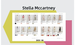 Stella Mccartney-2021春夏订货会
