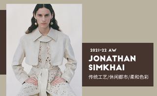 Jonathan Simkhai - 工艺美学的嵌入(2021/22秋冬 预售款)