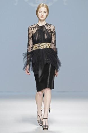 2015春夏婚纱[M&M;]巴塞罗那时装发布会