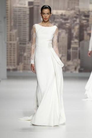 2015春夏婚纱[Rosa Clara]巴塞罗那时装发布会