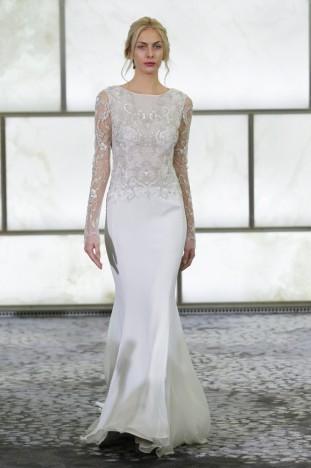 2015秋冬婚紗[Rivini]紐約時裝發布會